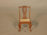 156. Chippendale Chair (curved back, ver. 1)